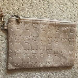 Handbags - Skull Wristlet